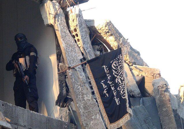 Militante di Jabhat al-Nusra (Foto d'archivio)
