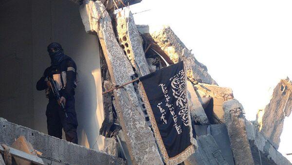 Militante di Jabhat al-Nusra (Foto d'archivio) - Sputnik Italia