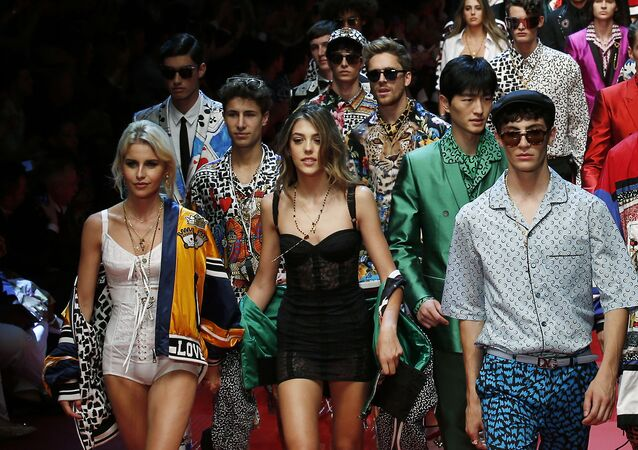 Sfilata di Dolce & Gabbana