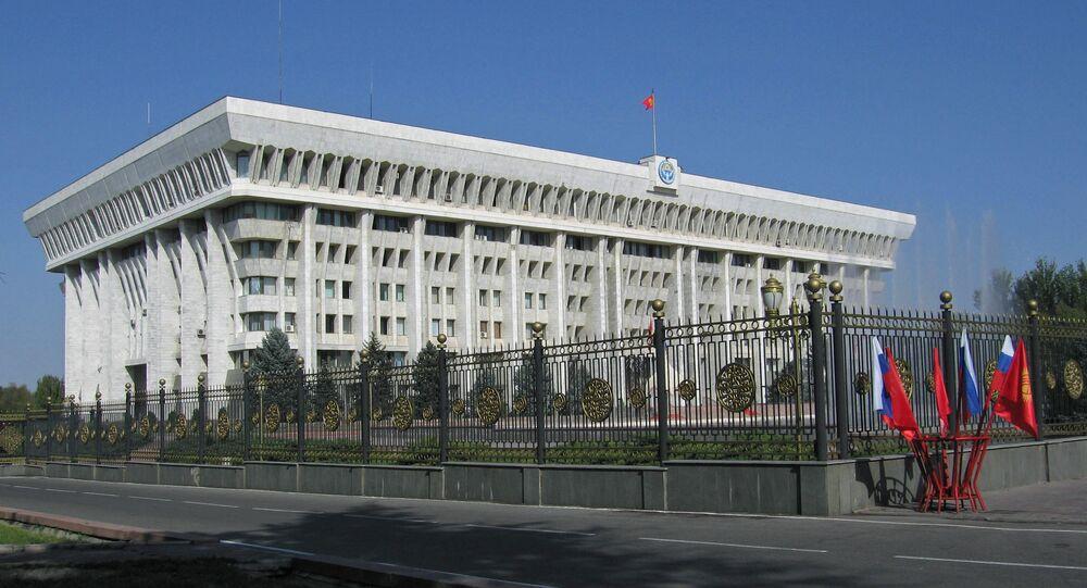 Palazzo del governo del Kirghizistan
