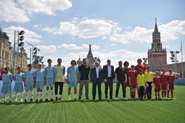 Putin e il calcio - Sputnik Italia