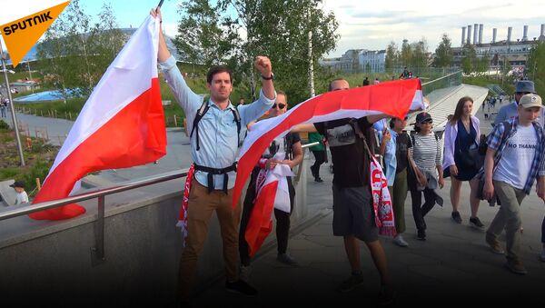 tifosi su russia - Sputnik Italia