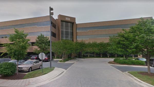 Capital Gazette building in Annapolis, Maryland - Sputnik Italia