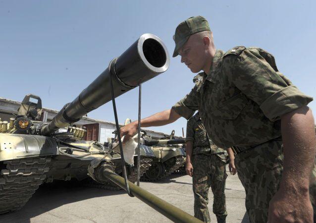Militari russi in Tagikistan