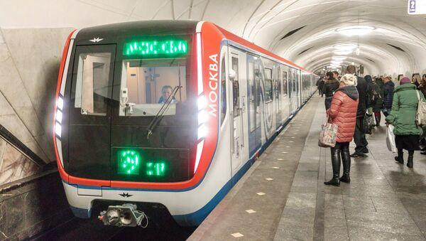 Metro di Mosca - Sputnik Italia