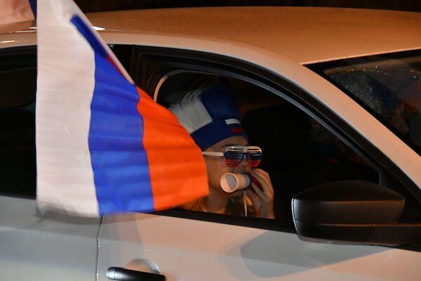 Adios Spagna, la notte brava della Russia - Sputnik Italia