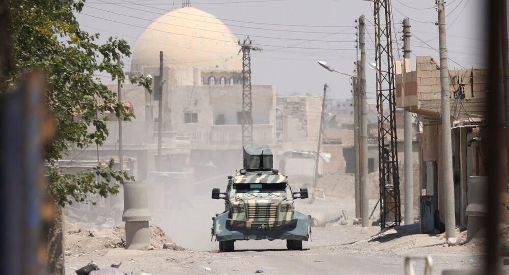 Situazione in Siria