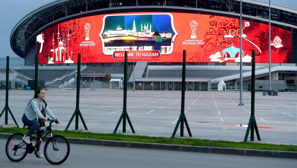 Lo stadio Kazan Arena - Sputnik Italia