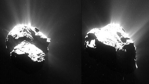 La cometa 67P/Churyumov–Gerasimenko - Sputnik Italia