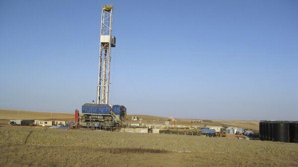 Impianto per estrazione gas di scisto - Sputnik Italia