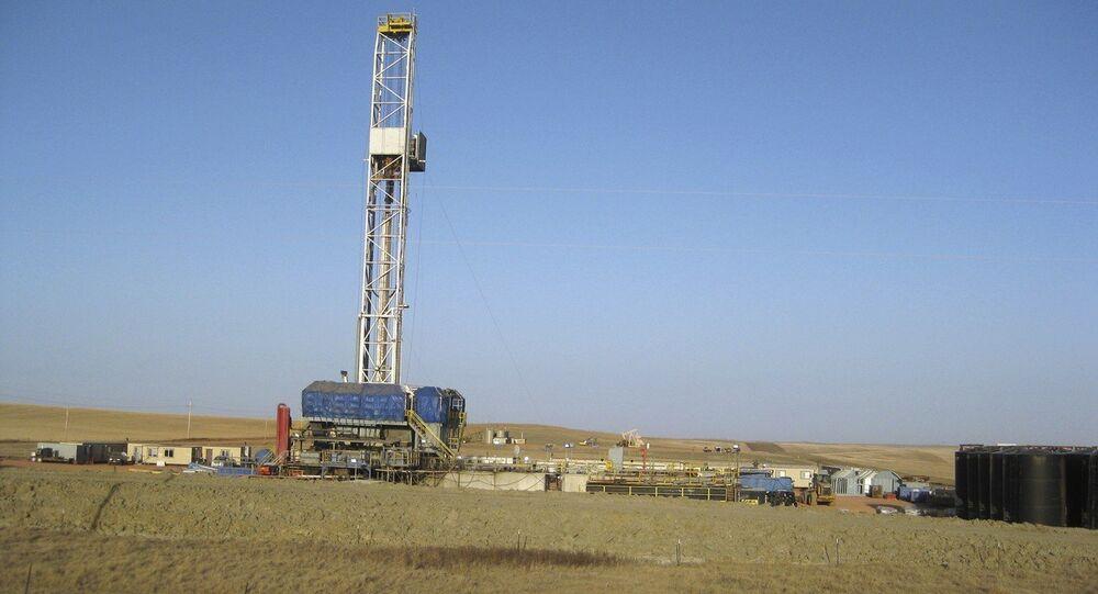 Impianto per estrazione gas di scisto