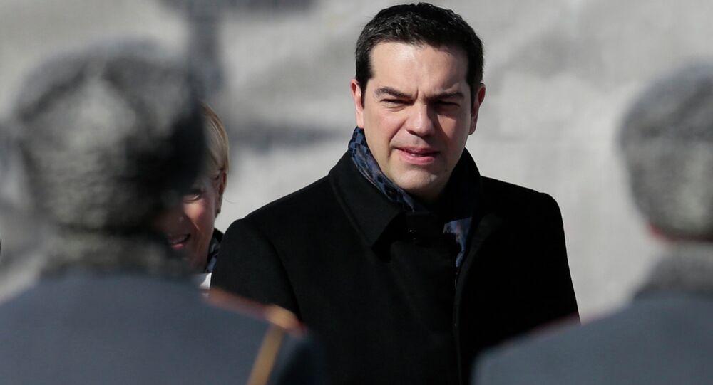 I segnali da Bruxelles  non sembrano buoni per Alexis Tsipras