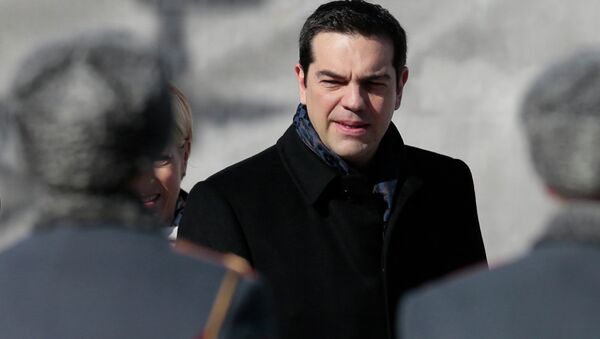 I segnali da Bruxelles  non sembrano buoni per Alexis Tsipras - Sputnik Italia
