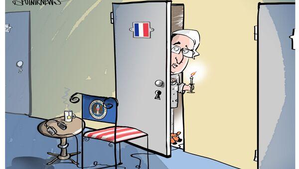 USA Francia spionaggio - Sputnik Italia