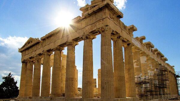 Panteone a Atene - Sputnik Italia