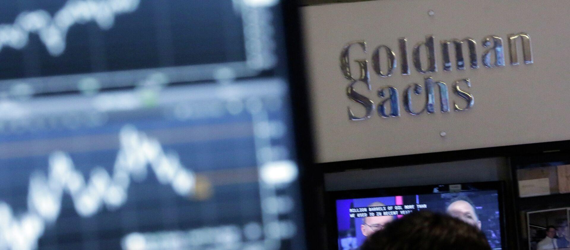 Goldman Sachs  - Sputnik Italia, 1920, 09.03.2021