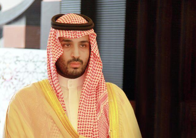 Principe Mohammed bin Salman, ministro Difesa Arabia Saudita