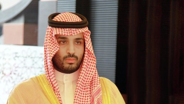 Principe Mohammed bin Salman, ministro Difesa Arabia Saudita - Sputnik Italia