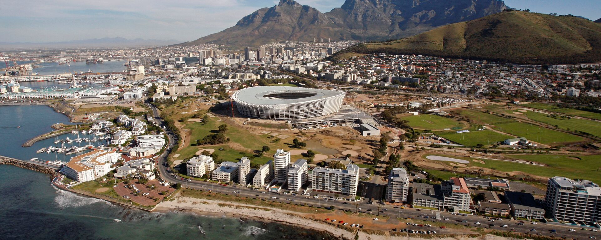 Cape Town, South Africa - Sputnik Italia, 1920, 25.07.2018