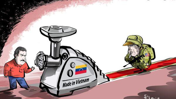 Venezuela minaccia di organizzare per gli Stati Uniti un altro Vietnam - Sputnik Italia