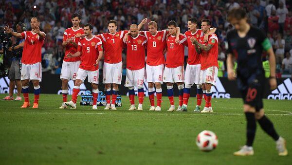 Mondiali, Russia - Croazia - Sputnik Italia