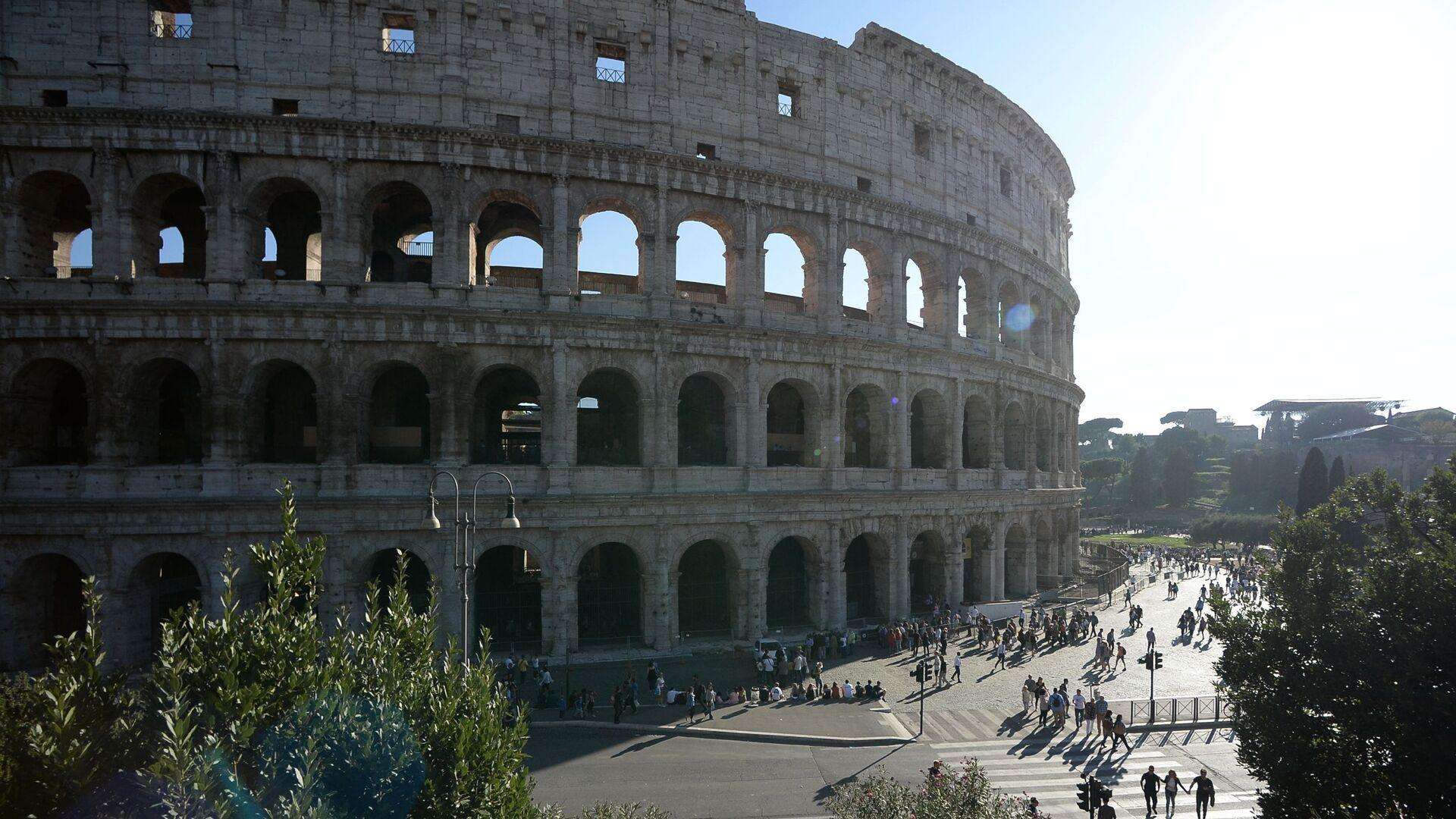 Colosseo, Roma - Sputnik Italia, 1920, 03.04.2021