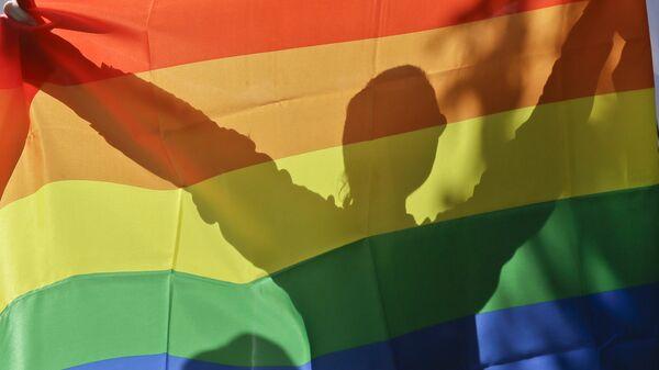 Bandiera arcobaleno - Sputnik Italia