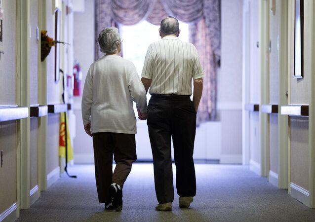 Pazienti con Alzheimer's