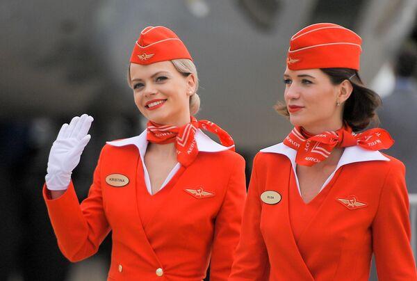 Bellezze in volo - Sputnik Italia