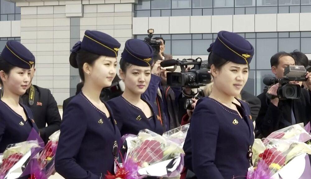 Bellezze in volo