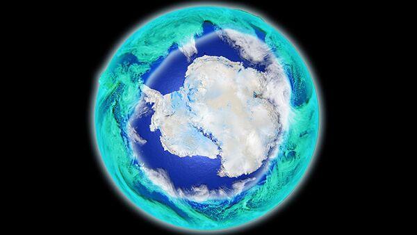 Antarctic ozone hole - Sputnik Italia
