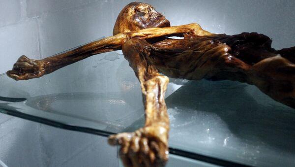 La Mummia di Otzi - Sputnik Italia