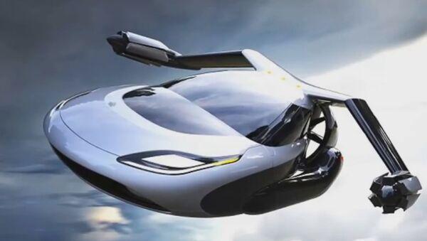 Concept di una macchina volante - Sputnik Italia