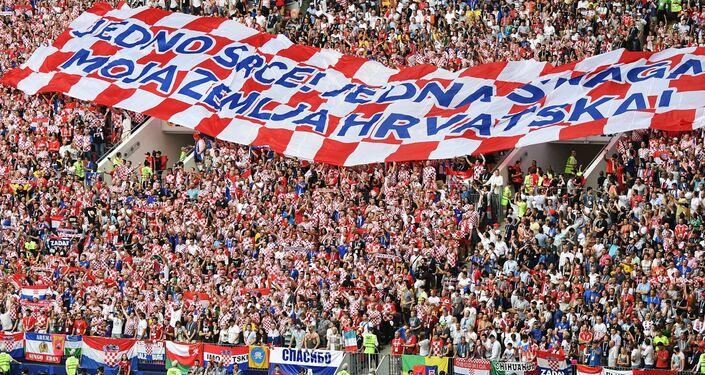 Mondiali 2018, Francia-Croazia