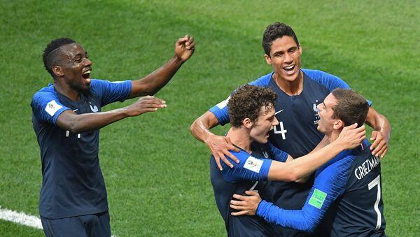 Russia World Cup France - Croatia - Sputnik Italia