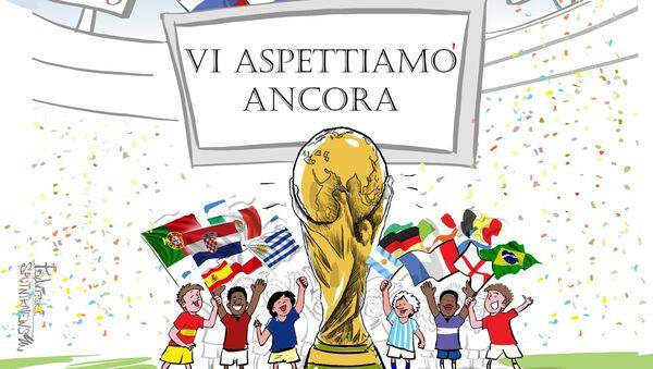 Mondiale 2018 in Russia - Sputnik Italia