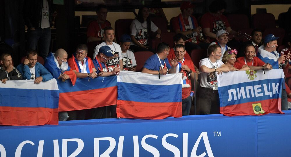 Tifosi russi