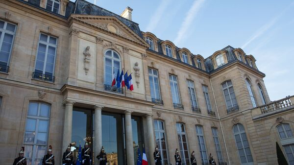 Il palazzo dell'Eliseo a Parigi - Sputnik Italia