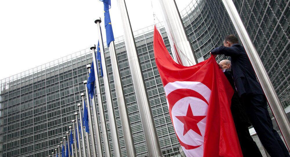 Bandiera della Tunisia