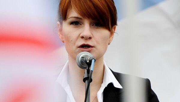 Maria Butina accusata di spionaggio - Sputnik Italia