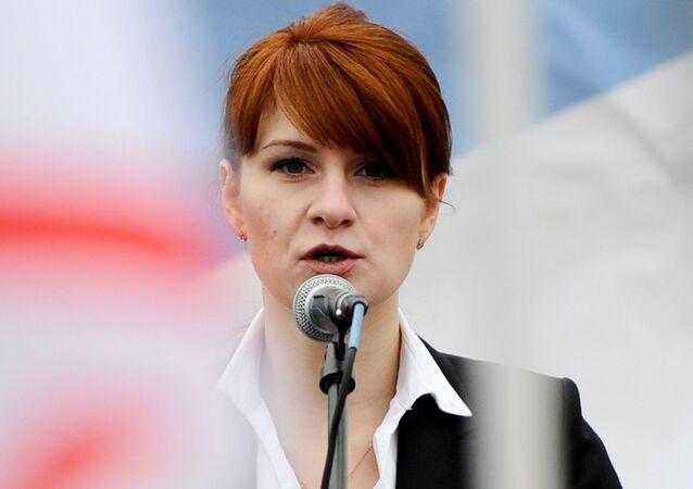 Maria Butina accusata di spionaggio