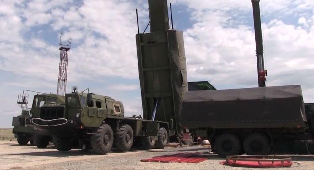 Nuovo sistema missilistico russo Avangard