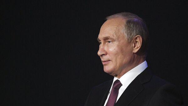Il presidente russo Vladimir Putin (foto d'archivio) - Sputnik Italia