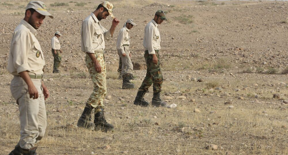 Soldati iraniani