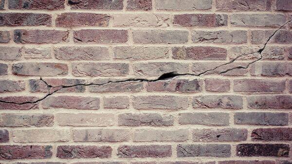 Crepa nel muro - Sputnik Italia