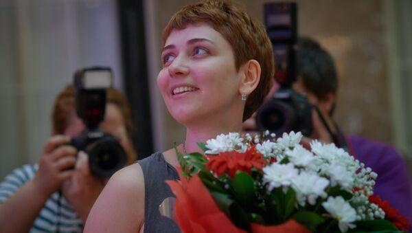 Anna Starobinets - Sputnik Italia