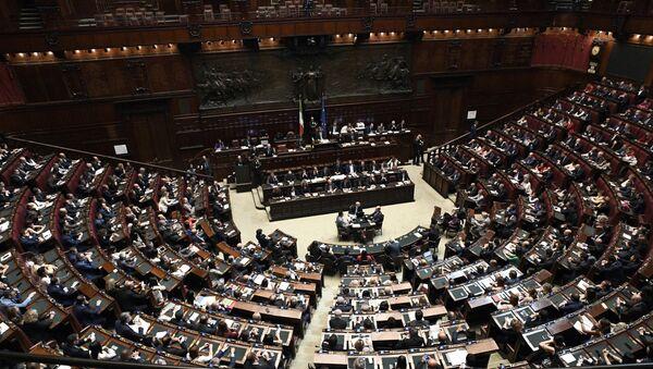 Parlamento dell'Italia - Sputnik Italia