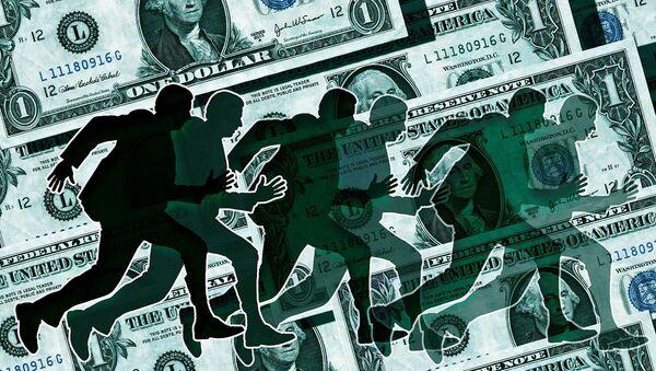 In fuga dal dollaro - Sputnik Italia