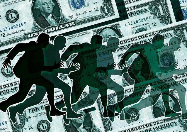 In fuga dal dollaro