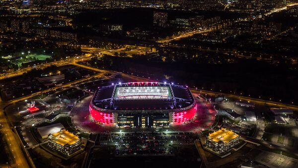 Lo stadio Spartak a Mosca - Sputnik Italia